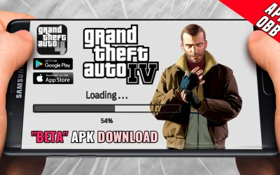 GTA 4 Mobile New Edition APK Download For Android - Play GTA IV On Android