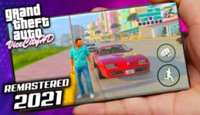 GTA Vice City Remastered (GTA VC Remastered) – DOWNLOAD (Android/iOS) – BETA APK+OBB