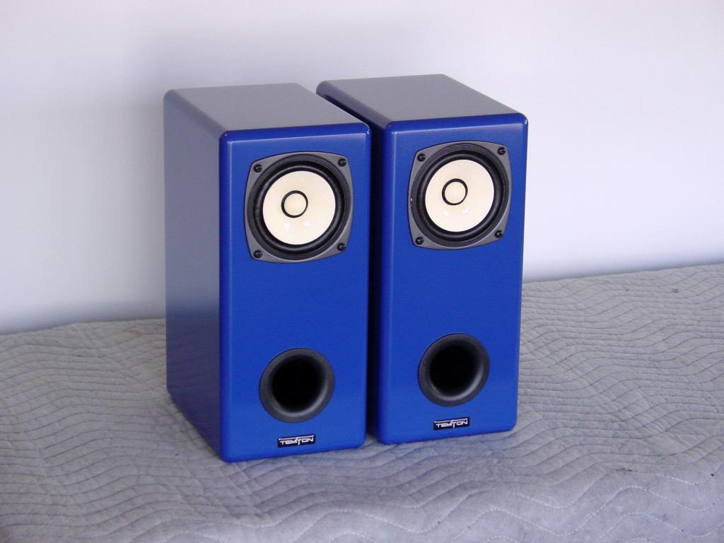 Tekton Design Model 4.1 - Cobalt Blue