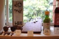 暮らしにまつわるさまざまな品が、展示されるように、販売されています。