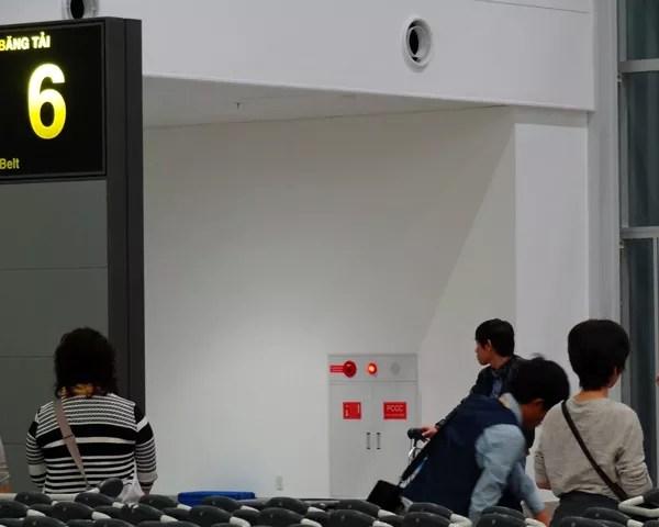ノイバイ国際空港(ハノイ)