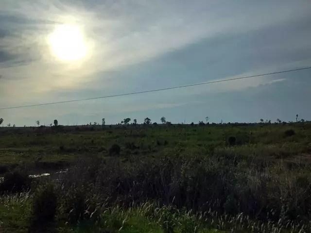 国道66号線と67号線の重複道路をシェムリアップへ向かって帰路を急ぎます。