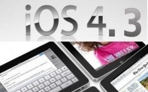 iOS 4.3 Public Release