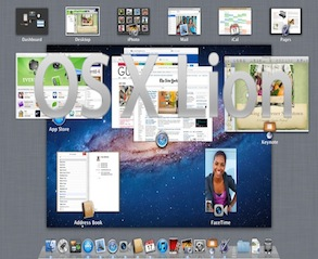 Mac OS X Lion Relesed