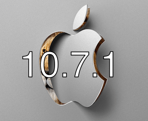 Mac OS 10.7.1 Now Available