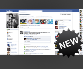 New Facebook Profile And More at f8