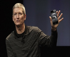 iPhone 5 event to be held on Apple's Campus?
