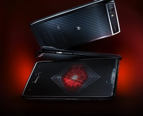 Motorola announces the Droid Razr!!