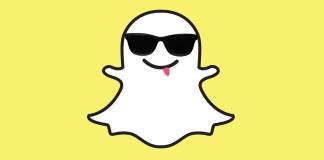 Foto del logo snapchat