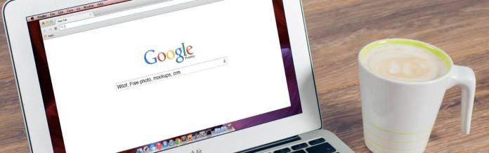 laptop en google