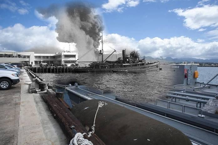 Buque de guerra USS Arizona