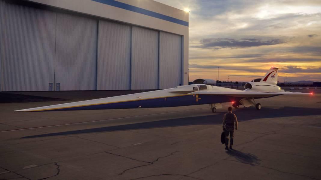 NASA-avion-supersonico