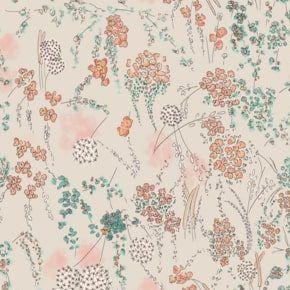 preciosos estampados florales que nunca pasan de moda como rosas lilas horquideas hortensias claveles libreas