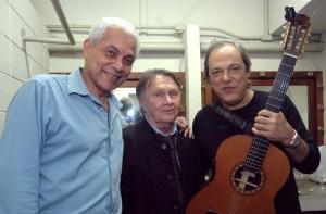 Paulinho da Viola, Fernando Faro e Toquinho