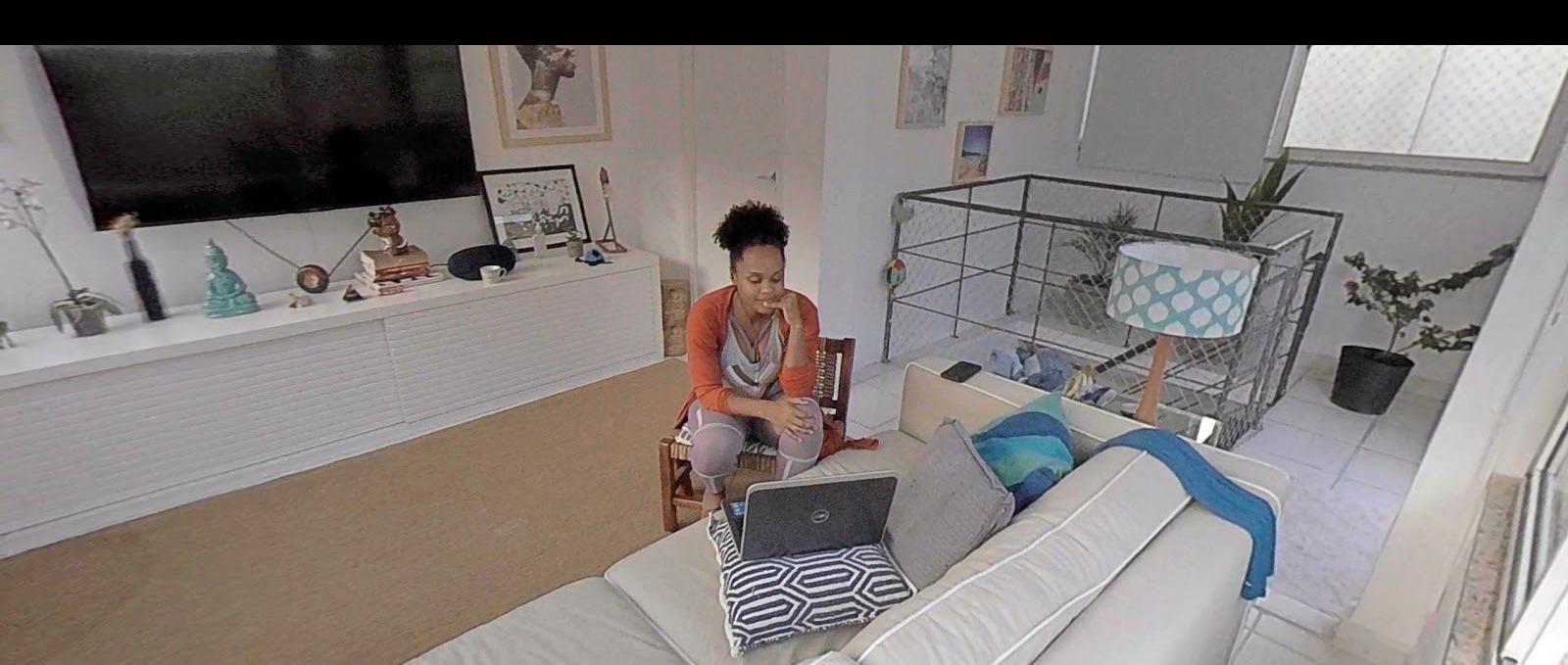 Filme em realidade virtual aborda sentimentos durante a quarentena - TELA VIVA News