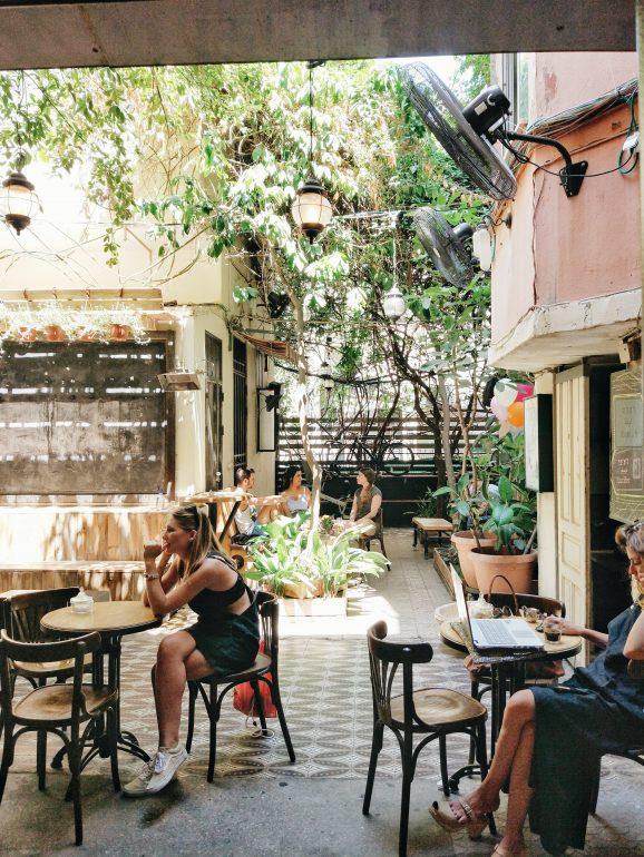 Edmond Cafe tel aviv