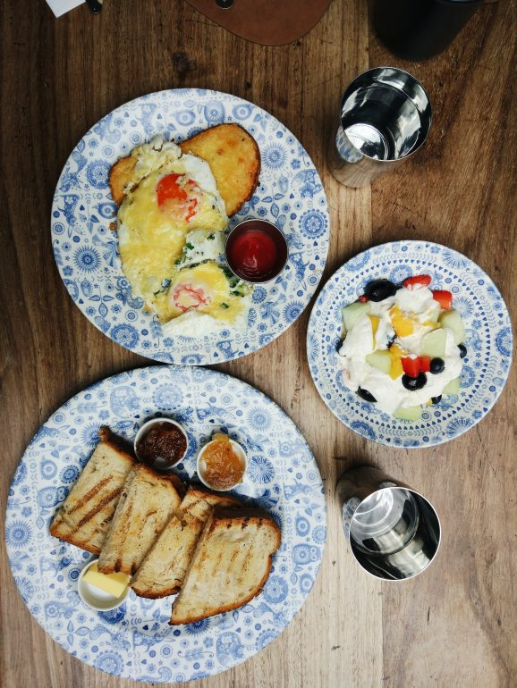 where to eat in london