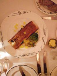 fine dining london