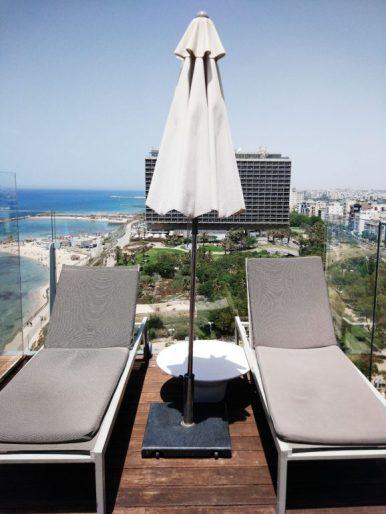 beach hotel tel aviv