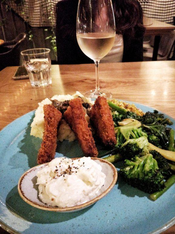 vegan food in tel aviv
