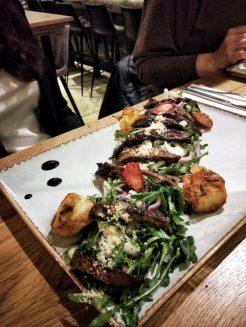 vegan restaurant in tel aviv