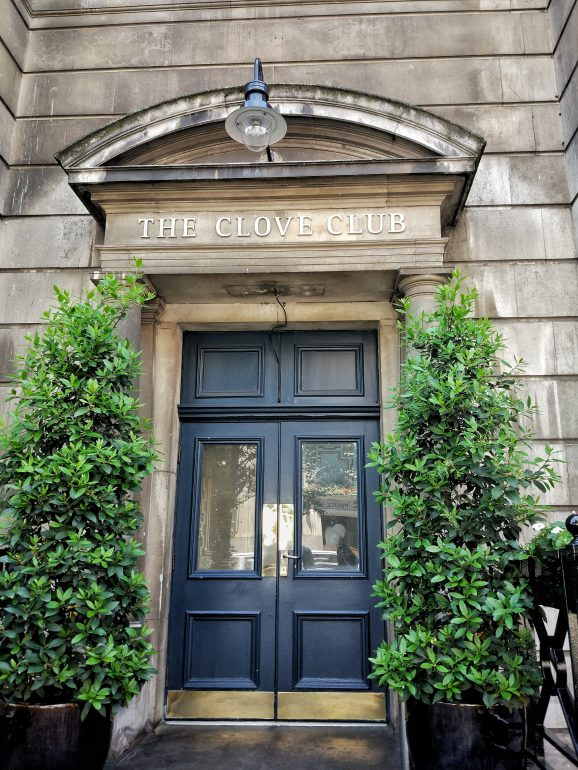 the clove club london