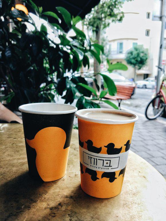 best coffee in the aviv