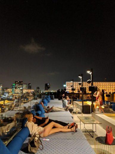 haiku sky bar rooftop bar tel aviv