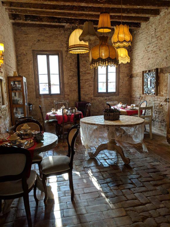 Glamping Canonici di San Marcobrebreakfast