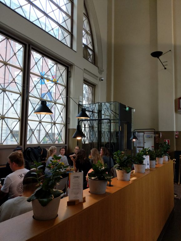 Old Market Hall - Helsinki