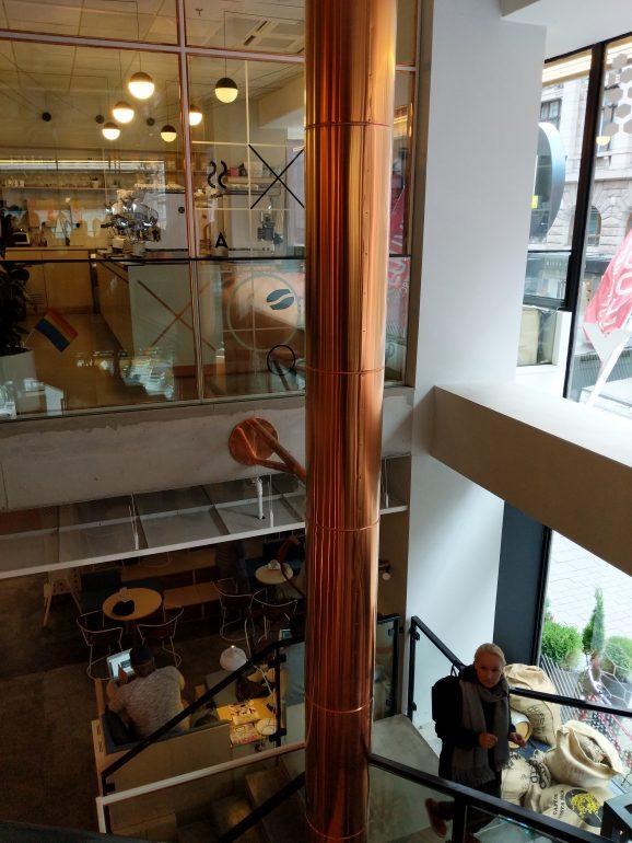 Paulig Kulma - בית קפה בהלסינקי