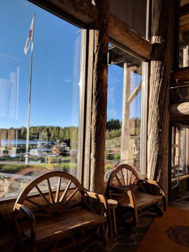 Hotel & Spa Resort Järvisydän lobby