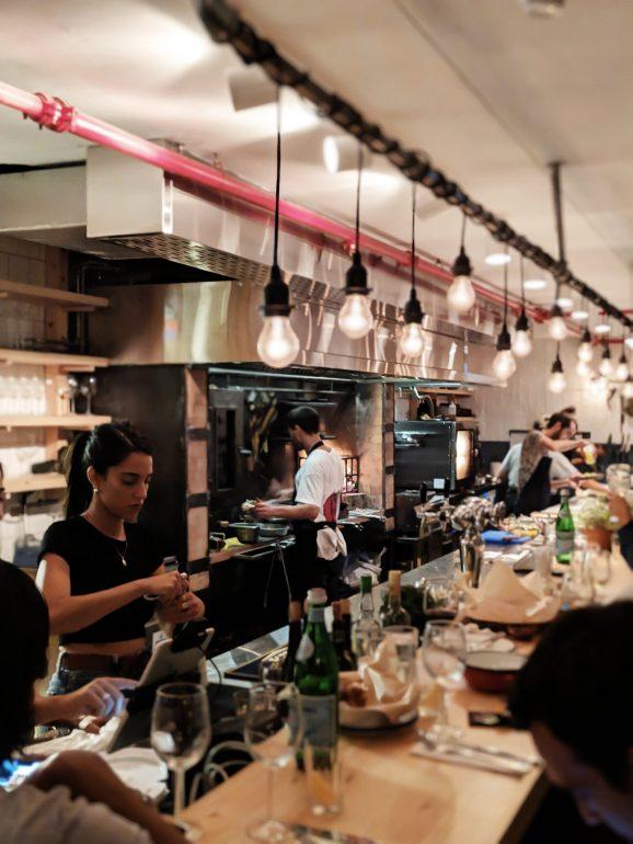 abie best restaurant in tel aviv bar
