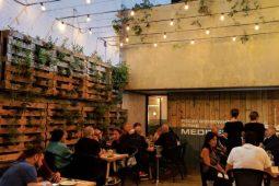 Abie restaurant Tel Aviv