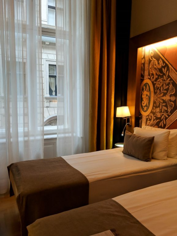 hotel moments budapest executive room