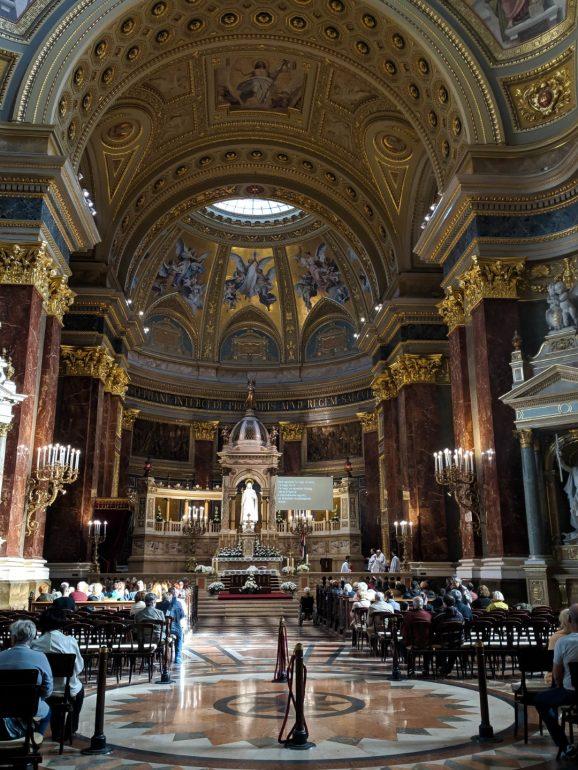 St. Stephen basilica budapest