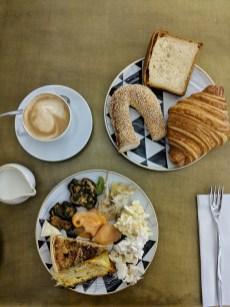 the drisco hotel tel aviv jaffa buffet breakfast