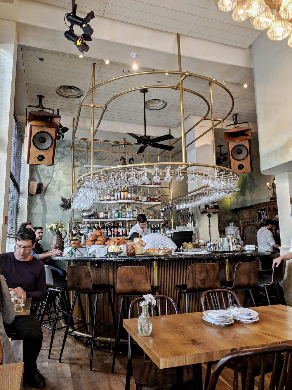 Nordoy Hotel Tel Aviv breakfast