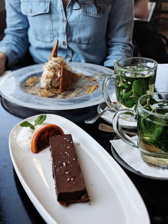 Valhona chocolate delight