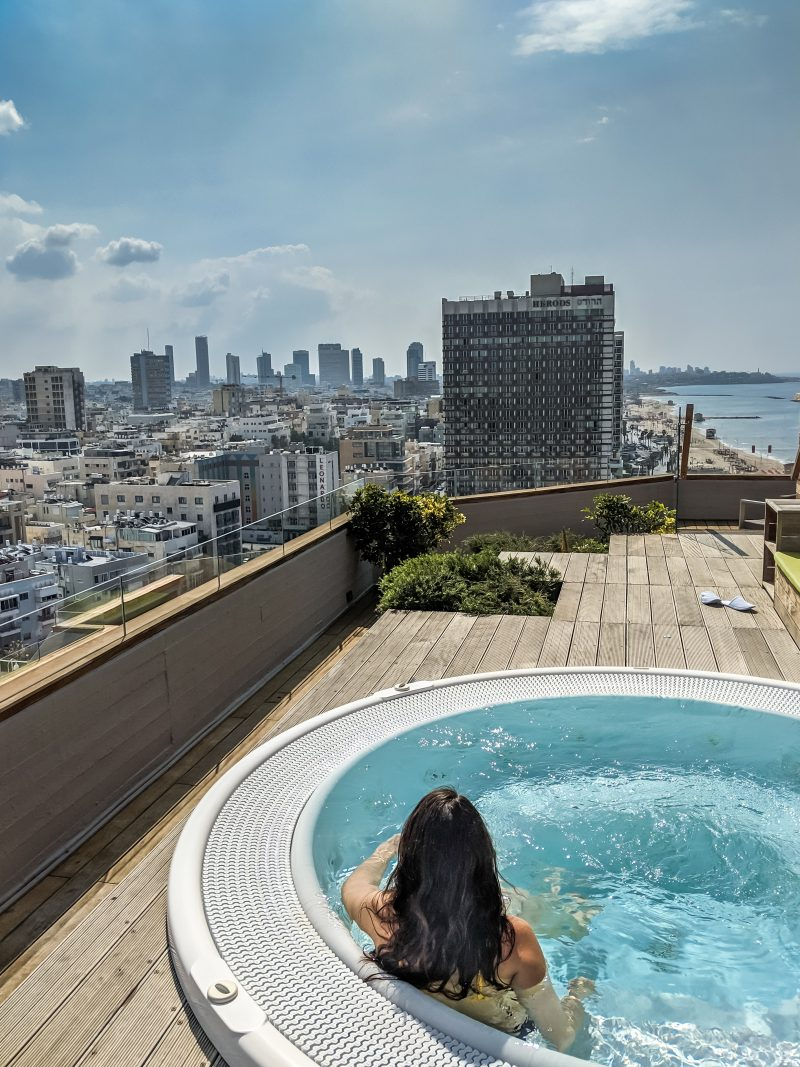 Best hotels in Tel Aviv - Carlton Hotel