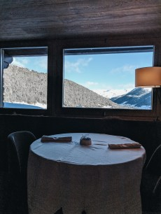 Breakfast at Grau Roig hotel