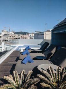 מלון h10 cubik ברצלונה