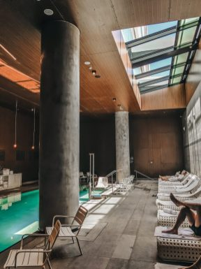 Spa day at NYX hotel Herzliya
