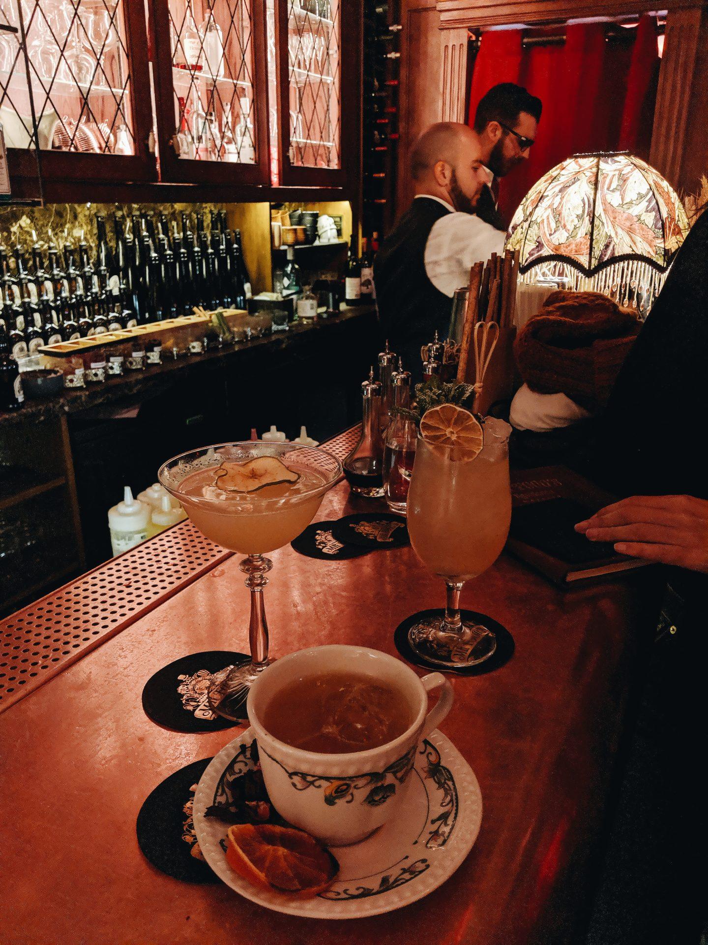 london cocktail bar
