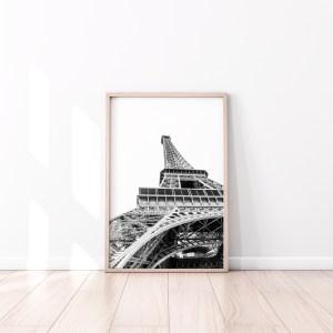 תמונת קיר מגדל אייפל