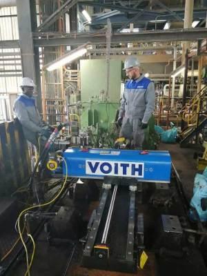 linear mill machining