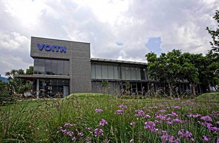 voith plant south africa