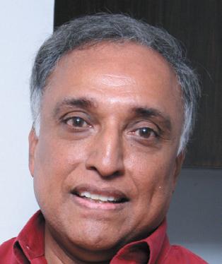 Interview with Rajan S. Mathews