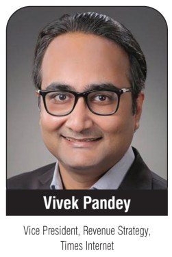 Interview with Times Internet's Vivek Pandey
