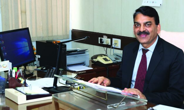 Ringing in Change: Rakesh Mohan Agarwal, CMD, ITI Limited, is committed to helping the company regain its glory as a telecom pioneer